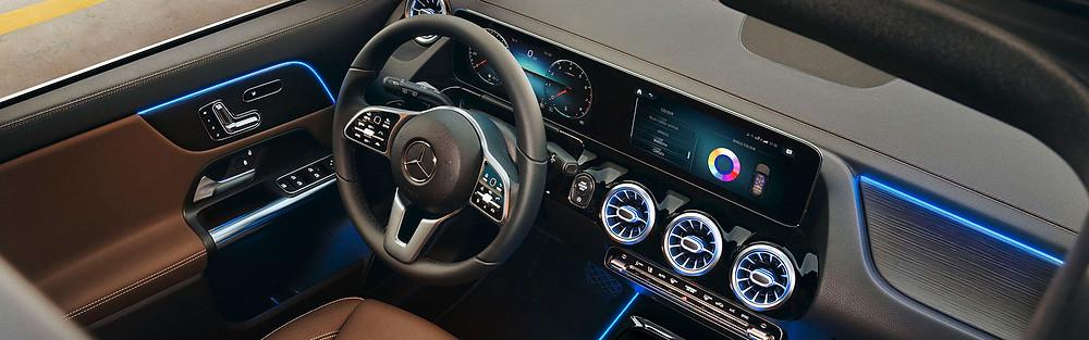 GLA 200 Mercedes Benz Starniza Colombia