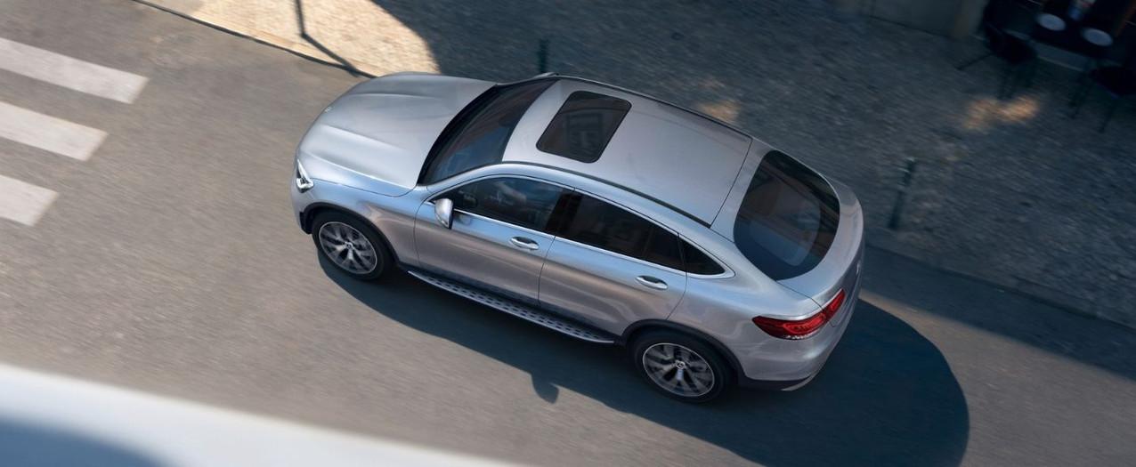 Camioneta GLC 300 Coupé Mercedes Benz