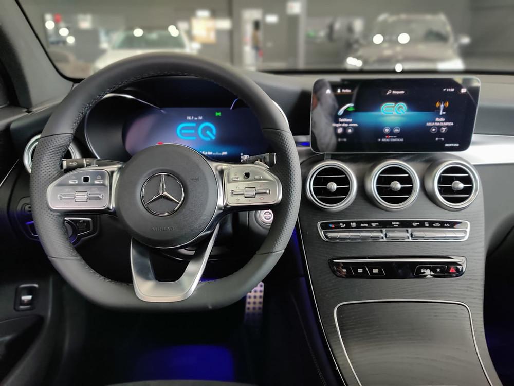 GLC 300e 4Matic Starniza Mercedes Benz Colombia