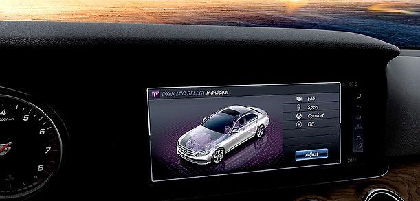 Tablero digital Mercedes Benz E200 Clase E