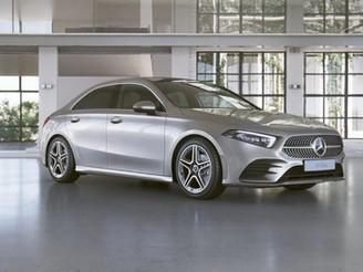 Mercedes-Benz A180 Sedan AMG Line, Nuevo Look para el Sedan de la Clase A.