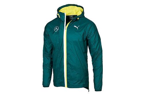 chaqueta para hombre verde