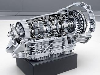 Mercedes-Benz 9G-Tronic Tantas emociones como posibilidades en una sola caja de cambios.