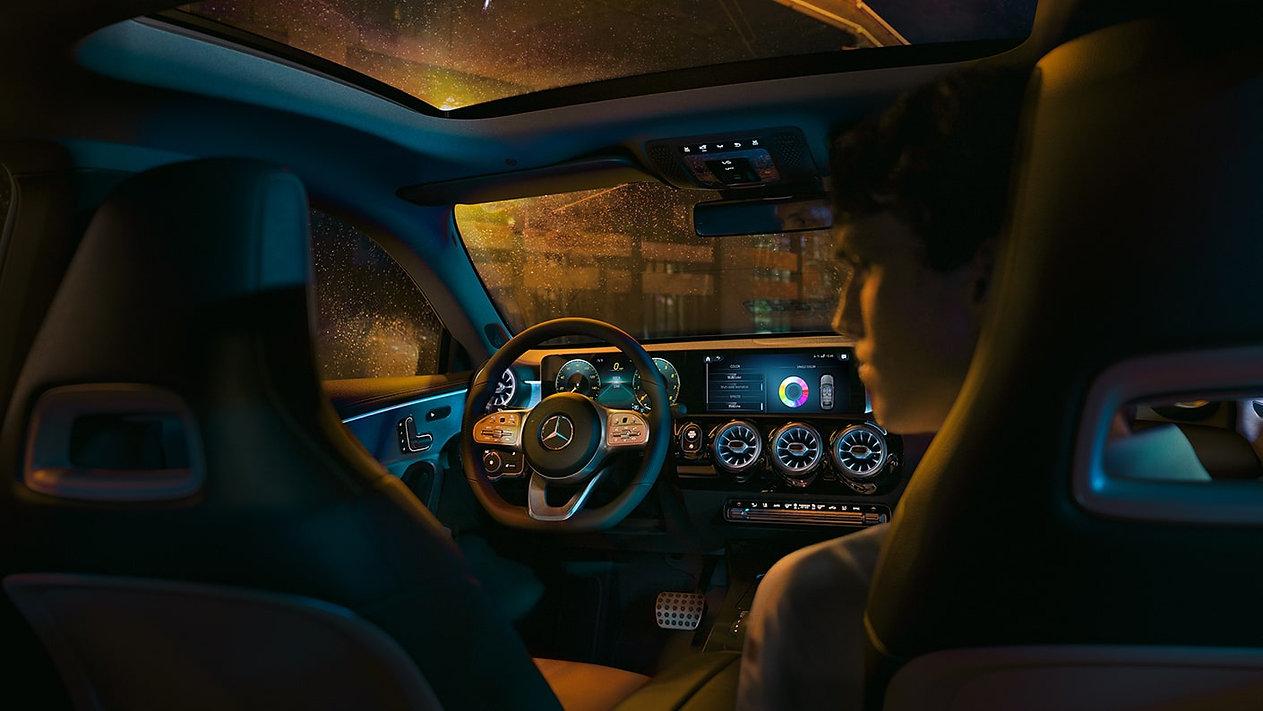Timón Mercedes Benz CLA 180