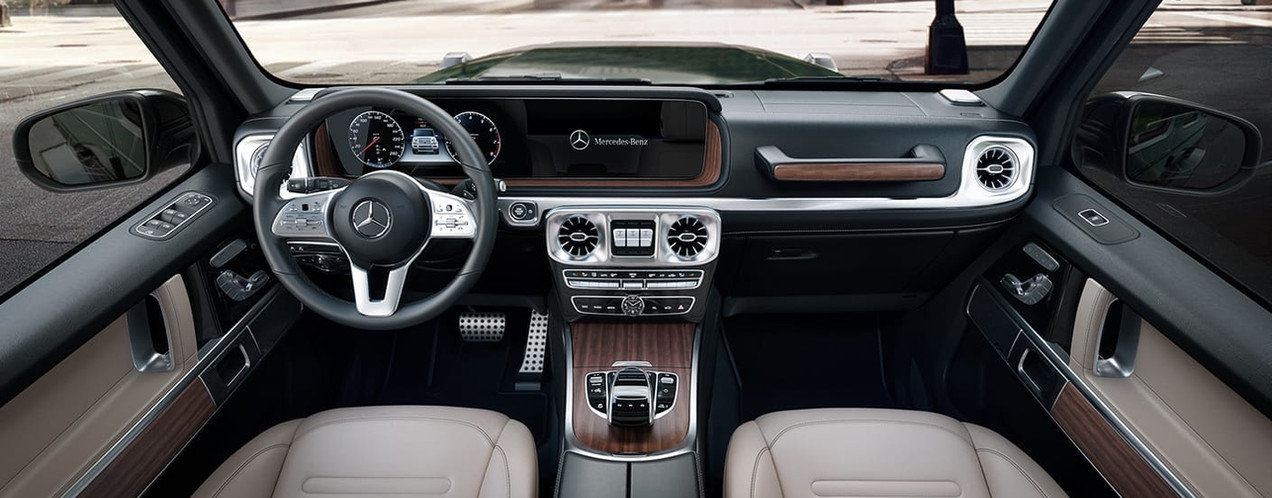 Camioneta G63 Mercedes Benz Colombia