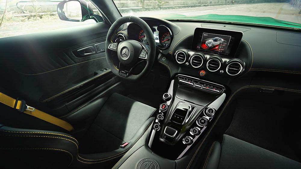 Mercedes-Benz 9G-Tronic Starniza Bogotá Colombia