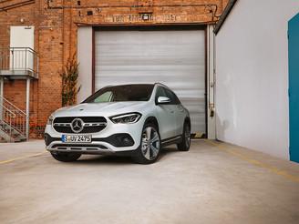 Renovación Total Para El SUV Compacto de Mercedes-Benz