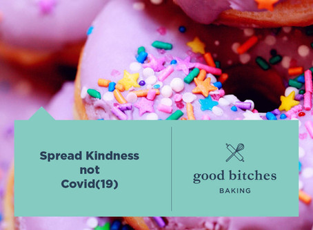 Ways to spread kindness during the lockdown
