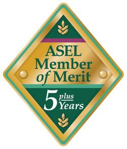 ASEL 5 Year Merit Diamond - Paxem