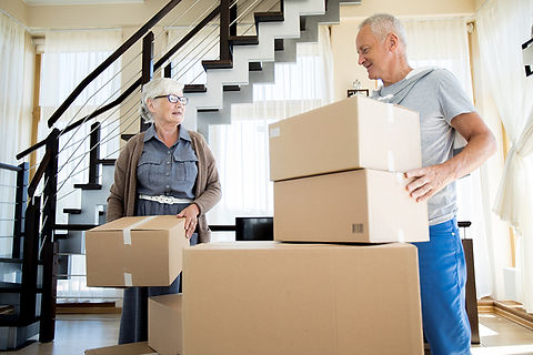 Senior Downsizing and Decluttering - Mag