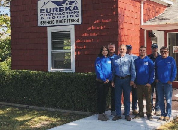 Family Owned Local Eureka Roofing - Eureka Contracting and Roofing - Eureka Missouri