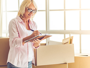 Moving is Easier in Steps-Make Lists