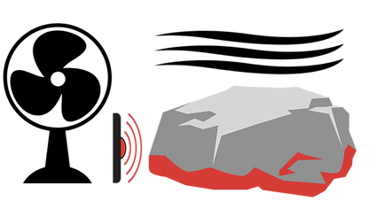 Simplified Cocoon Thermal Mass Furnace I