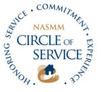 NASMM - Circle of Service Member - Cardi