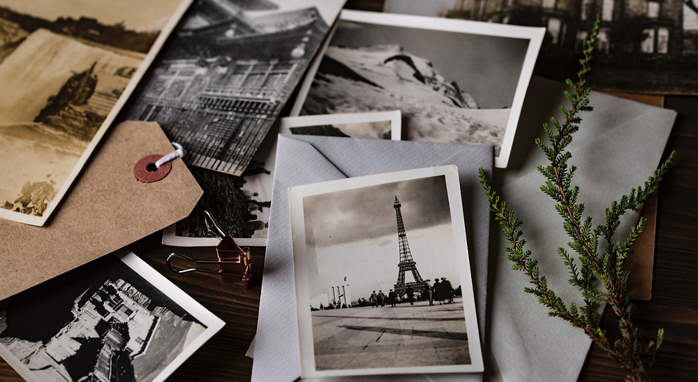 How to Organize Old Photos | Real T Simplistic Senior Move Managers