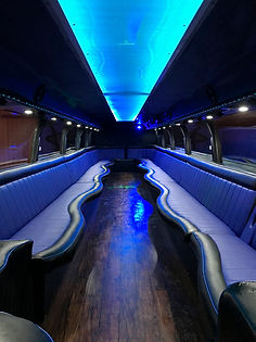 OMG Limo Bus Interior - All About You Li