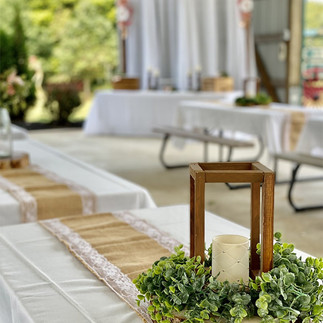 Place Setting at a Wedding at Brookdale Farms Pavilion.jpg