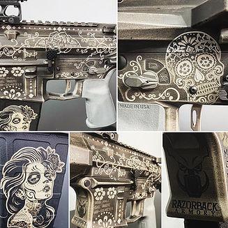 Razorback Armory Artful Gun Customizatio