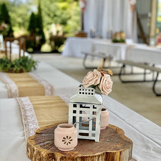 Lantern at a Wedding at Brookdale Farm Pavilion.jpg