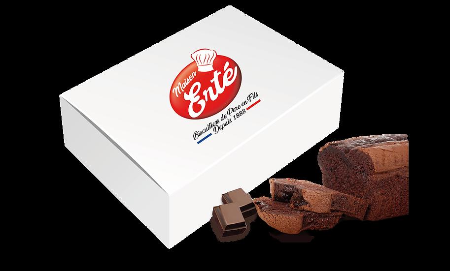 lot de 8 Cakes Au Chocolat