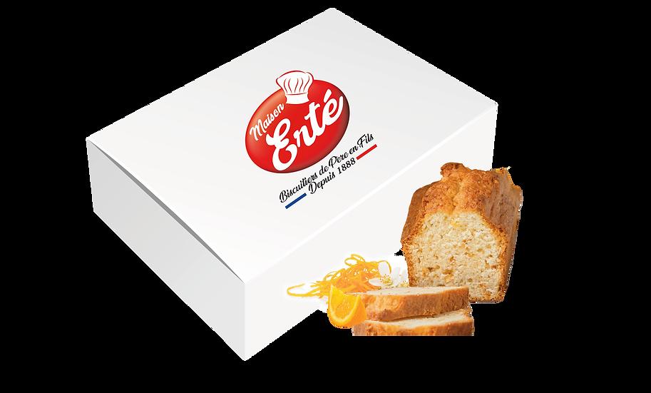 Cakes Aux Écorces d'Orange artisanal
