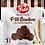 mini madeleine au chocolat