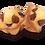 mini madeleine Rhum Raisins