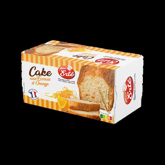 Cake Aux Écorces d'Orange