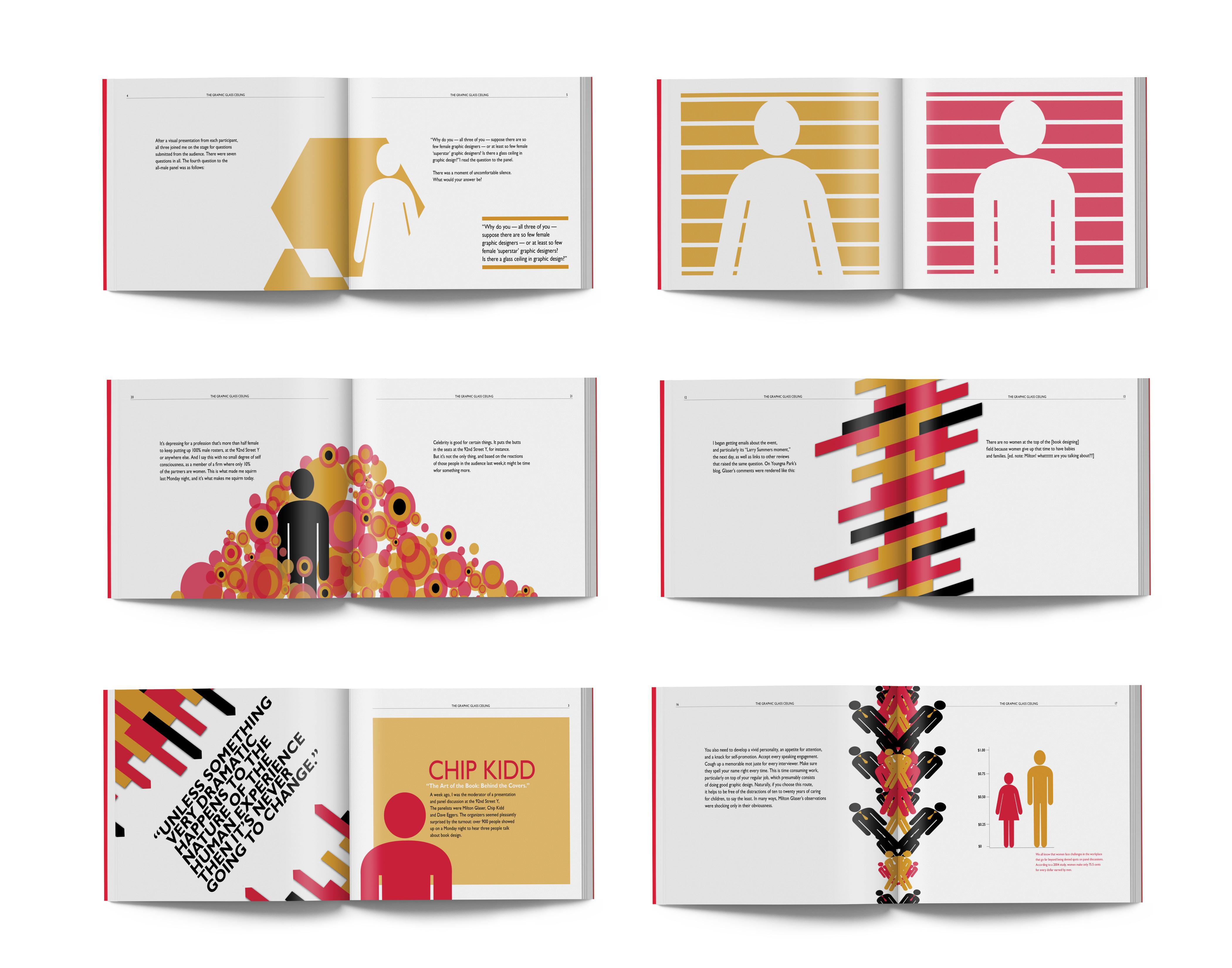 Typographic Booklet