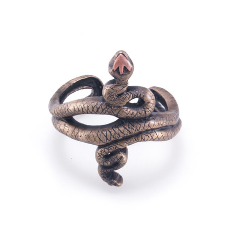 Walker-Buffington.Tiffany.Snake Bracelet