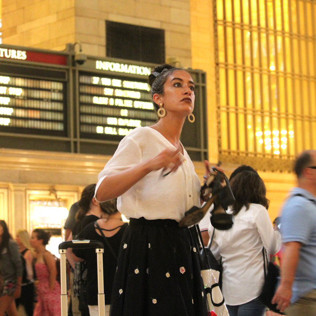 COMMUTERS OF GRAND CENTRAL