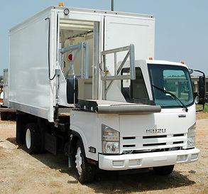 Regional Jet Catering Truck
