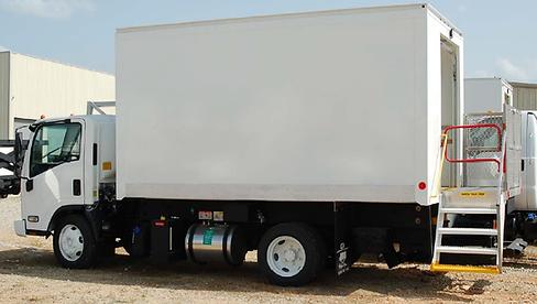 Cabin Service Truck