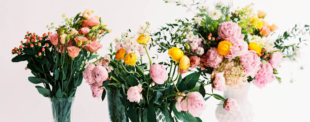 Spring Bouquet Flowers - Wedding Flowers and Flower Delivery in Washington, DC Area
