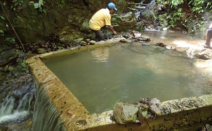 empangan-kg-paus-Fresh Water For Future Borneo