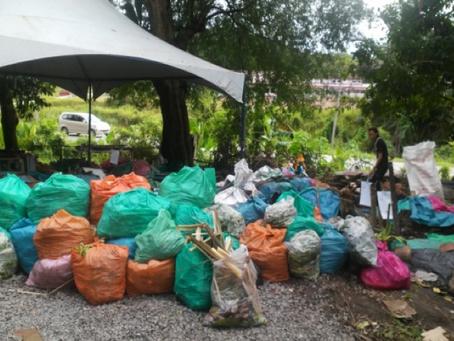 GAMUT Compost - Pilot Project in Donggongon, Penampang