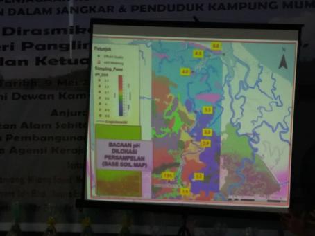 Water Quality Monitoring Programme in Kinabatangan