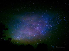 Milky Way in Telupid - Syaiful Anthony
