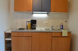 Küchenzeile - Appartement