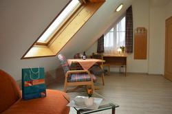 Doppelzimmer Kat.A - mit Dachschräge