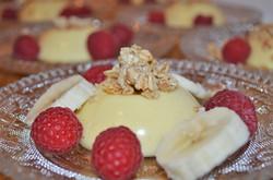 Vanille-Himbeer-Banane