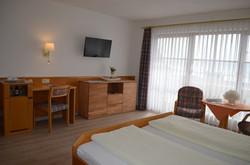 Doppelzimmer mit Terrasse (Kat.A)