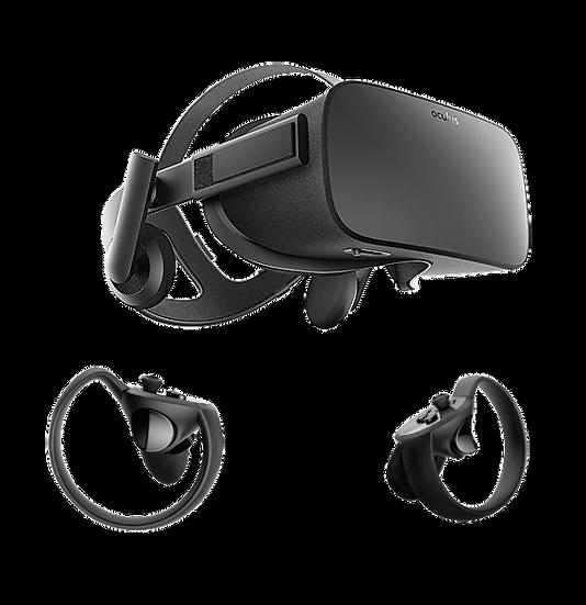 Oculus Rift - Sanal Gerçeklik Gözlüğü