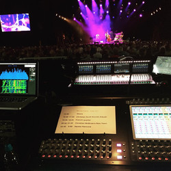 Mixing New Jawn at Gent Jazz Festiva