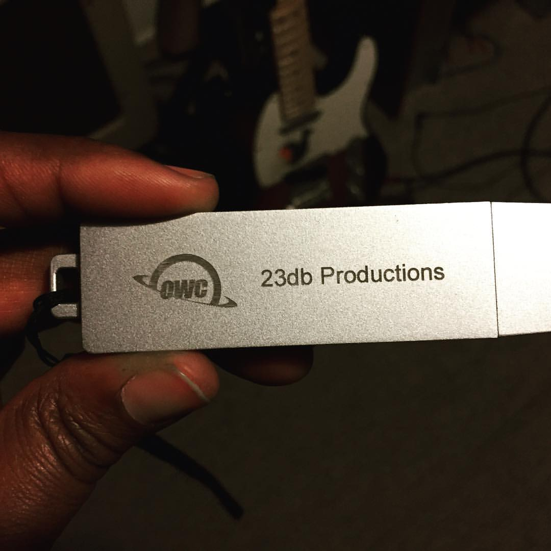 23dB custom SSD