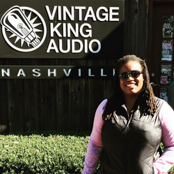 Gear Expo at Vintage King Audio