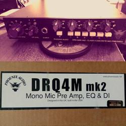 Phoenix Audio Pre Amp/Analog EQ
