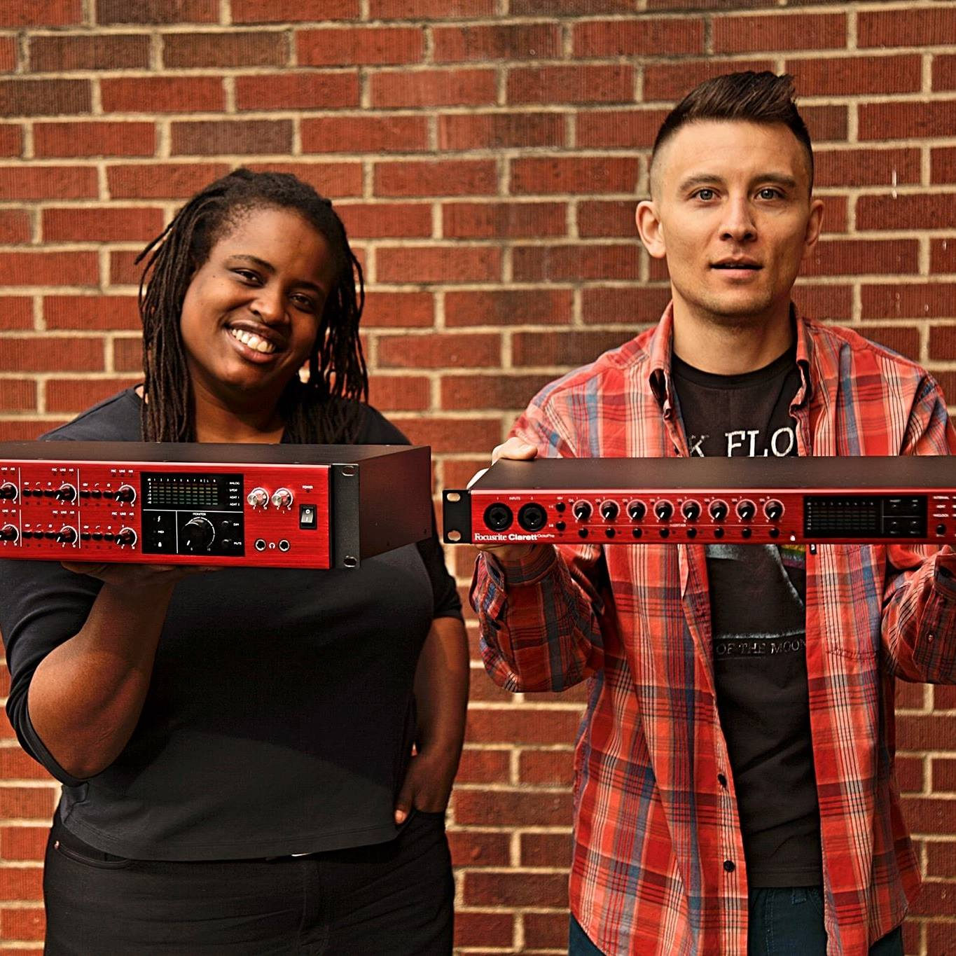 Duo of Focusrite