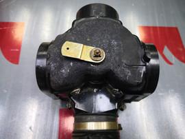 Réparation avec renforcement composite pièce auto porsche