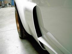 Fabrication, modelage, usinage de piece carbone carrosserie automobile